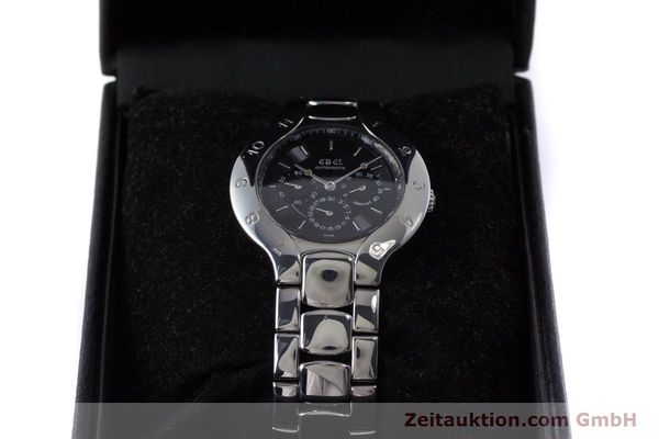 Used luxury watch Ebel Lichine steel automatic Kal. 964 Ref. 9964980  | 160797 07