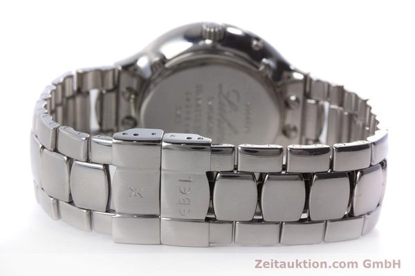 Used luxury watch Ebel Lichine steel automatic Kal. 964 Ref. 9964980  | 160797 11
