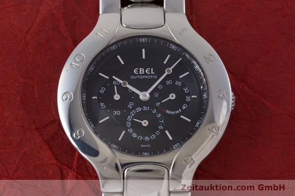 Used luxury watch Ebel Lichine steel automatic Kal. 964 Ref. 9964980  | 160797 14