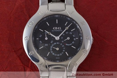 EBEL LICHINE STEEL AUTOMATIC KAL. 964 [160797]