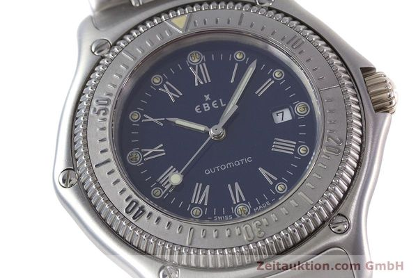 Used luxury watch Ebel Discovery steel automatic Kal. 93 Ref. 993913  | 160798 02