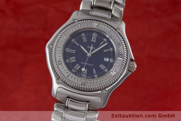 Used luxury watch Ebel Discovery steel automatic Kal. 93 Ref. 993913  | 160798 04