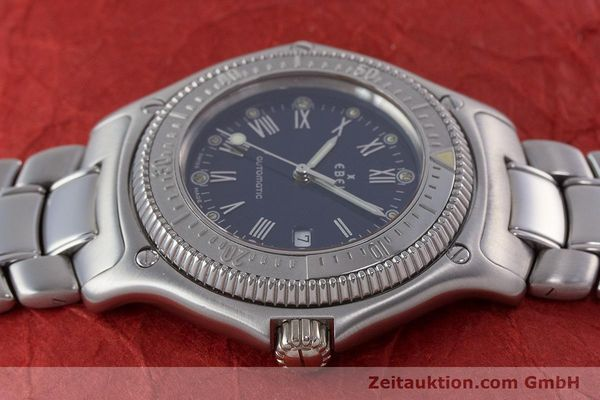 Used luxury watch Ebel Discovery steel automatic Kal. 93 Ref. 993913  | 160798 05
