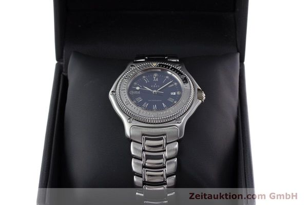 Used luxury watch Ebel Discovery steel automatic Kal. 93 Ref. 993913  | 160798 07