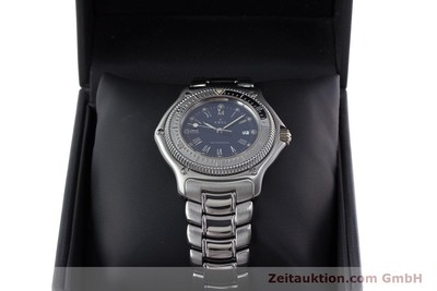 EBEL DISCOVERY STEEL AUTOMATIC KAL. 93 LP: 1890EUR [160798]