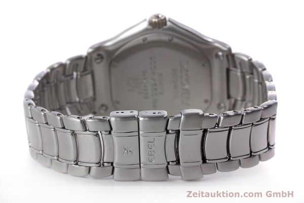 Used luxury watch Ebel Discovery steel automatic Kal. 93 Ref. 993913  | 160798 11