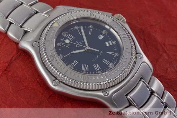 Used luxury watch Ebel Discovery steel automatic Kal. 93 Ref. 993913  | 160798 14