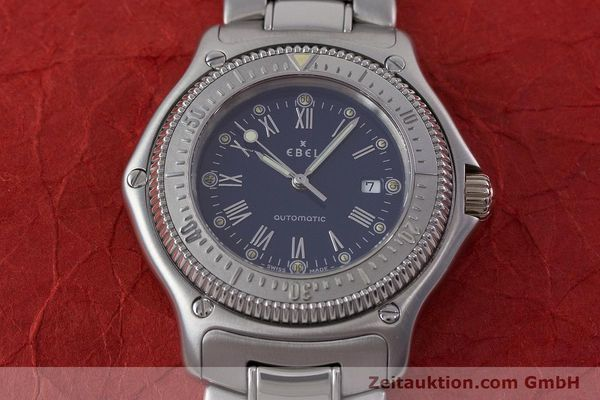 Used luxury watch Ebel Discovery steel automatic Kal. 93 Ref. 993913  | 160798 15