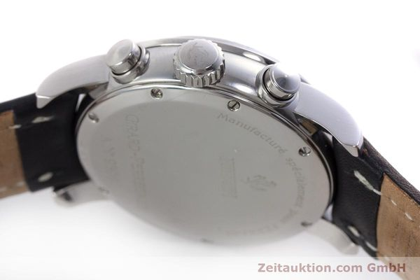 Used luxury watch Girard Perregaux Ferrari chronograph steel automatic Kal. 2280-831 Ref. 8020  | 160800 11