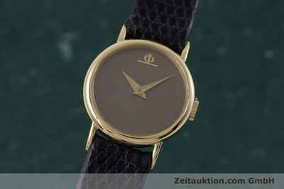 BAUME & MERCIER 18 CT GOLD MANUAL WINDING KAL. BM777 [160805]