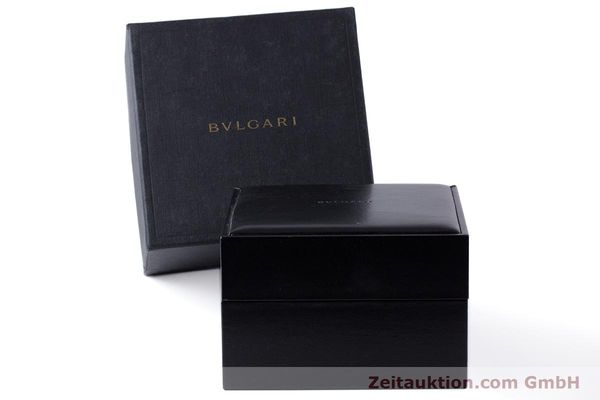 Used luxury watch Bvlgari Diagono steel automatic Kal. 220 TEEE Ref. SD38S  | 160806 06