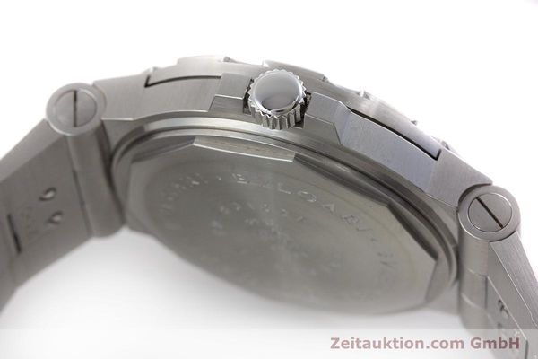 Used luxury watch Bvlgari Diagono steel automatic Kal. 220 TEEE Ref. SD38S  | 160806 10