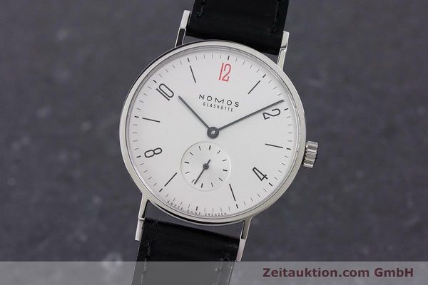NOMOS TANGENTE STEEL MANUAL WINDING KAL. ALPHA [160815]