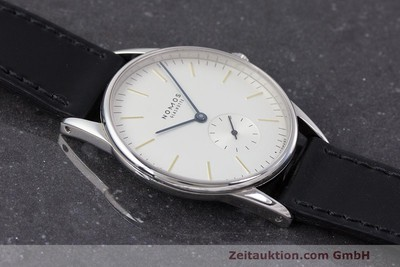 NOMOS ORION ACERO CUERDA MANUAL KAL. ETA 7001 LP: 1520EUR [160816]