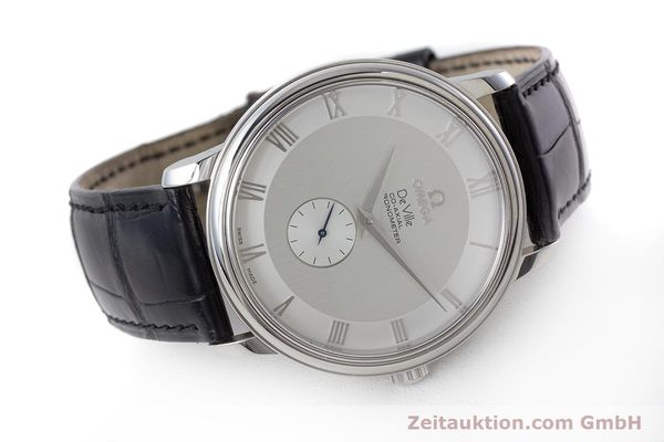 Used luxury watch Omega De Ville steel automatic Kal. 2202A  | 160823 03