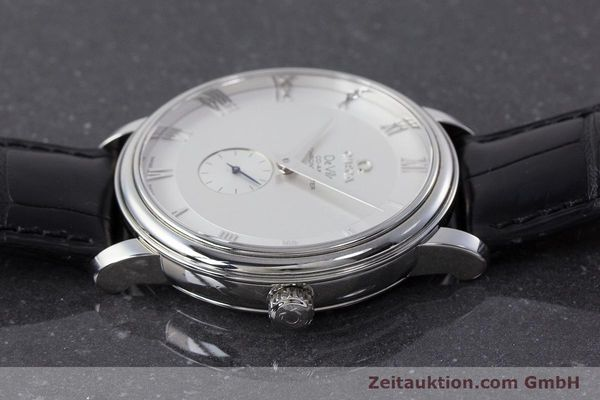Used luxury watch Omega De Ville steel automatic Kal. 2202A  | 160823 05