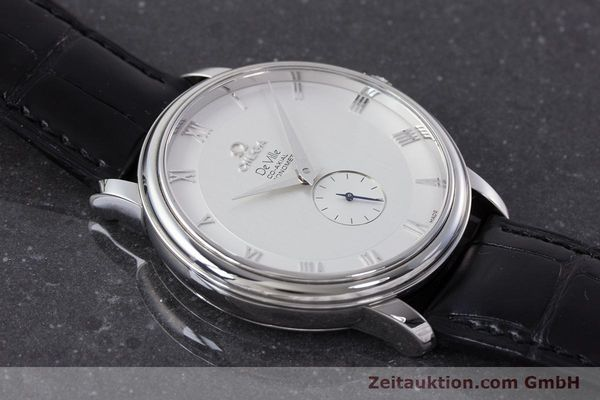 Used luxury watch Omega De Ville steel automatic Kal. 2202A  | 160823 15