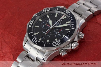 OMEGA SEAMASTER PROFESSIONAL AMERICA´S CUP CHRONOGRAPH HERRENUHR VP: 4800,-EURO [160833]