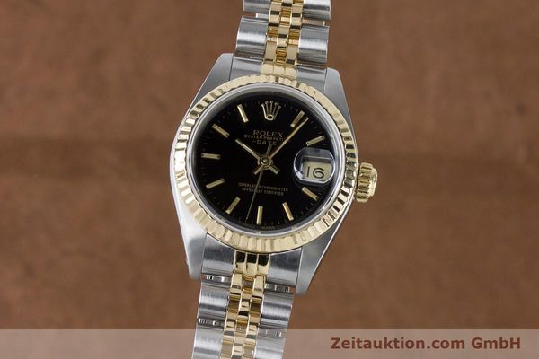 ROLEX LADY DATE STEEL / GOLD AUTOMATIC KAL. 2135 LP: 6950EUR [160837]