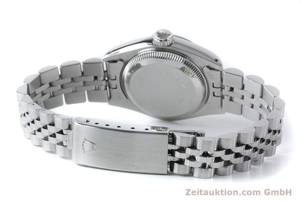 Used luxury watch Rolex Lady Datejust steel / white gold automatic Kal. 2135 Ref. 69174  | 160839 12
