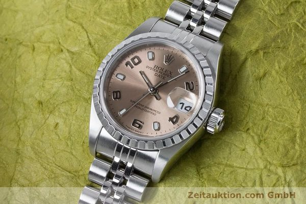 Used luxury watch Rolex Lady Date steel automatic Kal. 2235 Ref. 79240  | 160840 01