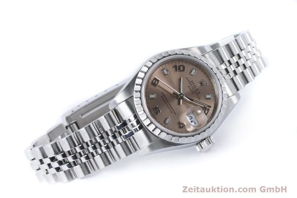 Used luxury watch Rolex Lady Date steel automatic Kal. 2235 Ref. 79240  | 160840 03