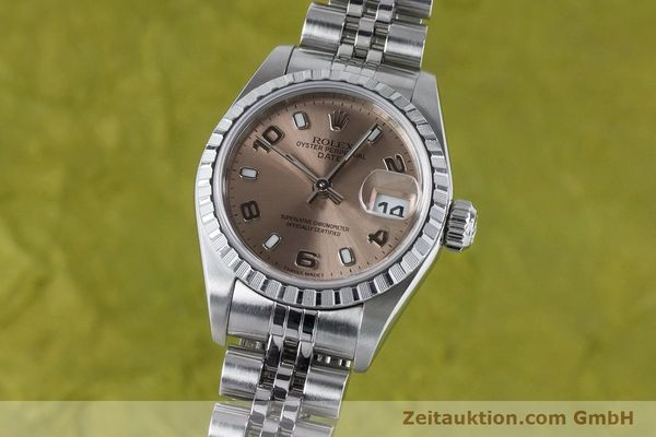 ROLEX LADY DATE STEEL AUTOMATIC KAL. 2235 LP: 5550EUR [160840]