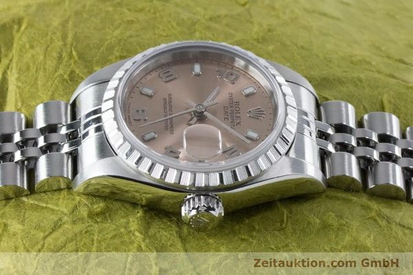 Used luxury watch Rolex Lady Date steel automatic Kal. 2235 Ref. 79240  | 160840 05
