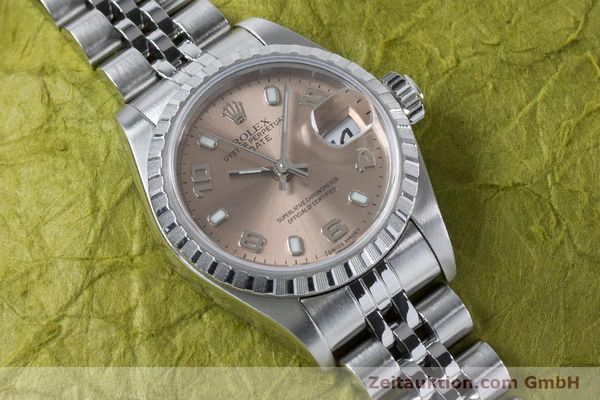 Used luxury watch Rolex Lady Date steel automatic Kal. 2235 Ref. 79240  | 160840 14