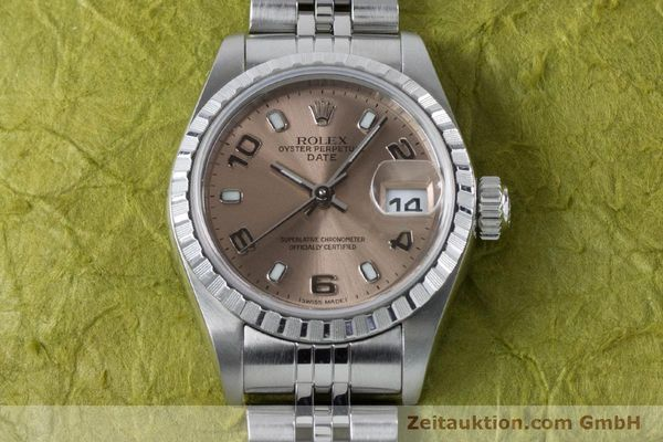 Used luxury watch Rolex Lady Date steel automatic Kal. 2235 Ref. 79240  | 160840 15
