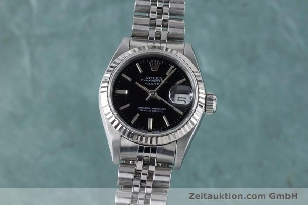 ROLEX LADY DATE STEEL / WHITE GOLD AUTOMATIC KAL. 2135 LP: 6000EUR [160841]