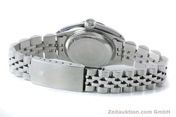 Used luxury watch Rolex Lady Date steel / white gold automatic Kal. 2135 Ref. 69174  | 160841 12