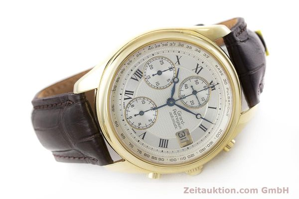 Used luxury watch Girard Perregaux Olimpico chronograph 18 ct gold automatic Kal. 8000-214 Ref. 4900, 4910  | 160844 03
