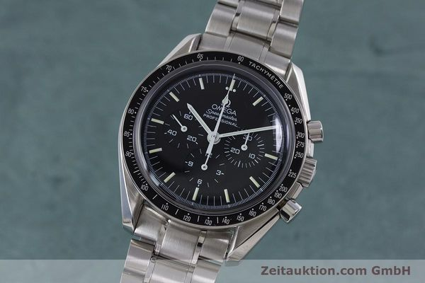 OMEGA SPEEDMASTER CHRONOGRAPH STEEL MANUAL WINDING KAL. 861 LP: 4300EUR [160847]