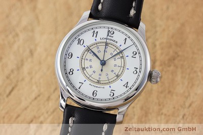 LONGINES WEEMS NAVIGATION WATCH ACCIAIO AUTOMATISMO KAL. 628.1 ETA 2892-2 [160848]