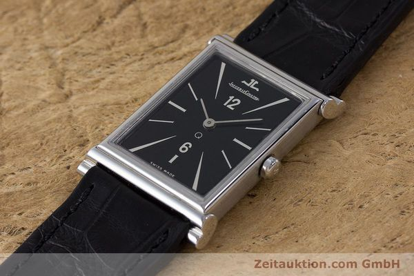 Used luxury watch Jaeger Le Coultre * steel quartz Kal. 602 Ref. 160.006.8  | 160849 01