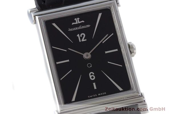 Used luxury watch Jaeger Le Coultre * steel quartz Kal. 602 Ref. 160.006.8  | 160849 02