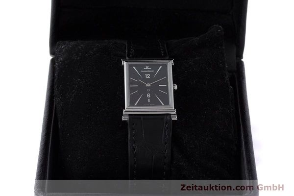 Used luxury watch Jaeger Le Coultre * steel quartz Kal. 602 Ref. 160.006.8  | 160849 07