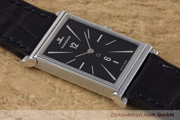 Used luxury watch Jaeger Le Coultre * steel quartz Kal. 602 Ref. 160.006.8  | 160849 12