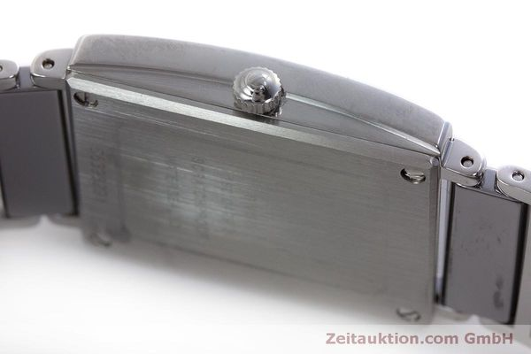 Used luxury watch Rado Jubile ceramic / steel quartz Kal. ETA 256.041 Ref. 160.0429.3  | 160851 08