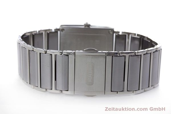 Used luxury watch Rado Jubile ceramic / steel quartz Kal. ETA 256.041 Ref. 160.0429.3  | 160851 10