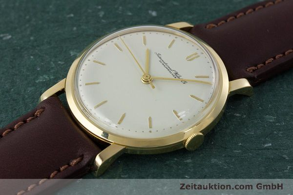 Used luxury watch IWC Portofino 18 ct gold manual winding Kal. 401 Ref. 1205 VINTAGE  | 160854 01
