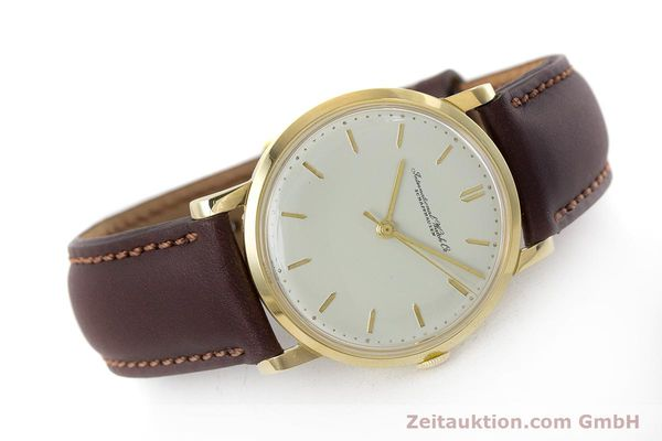 Used luxury watch IWC Portofino 18 ct gold manual winding Kal. 401 Ref. 1205 VINTAGE  | 160854 03