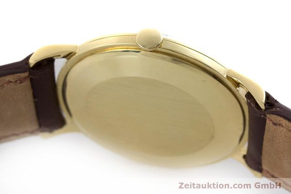 Used luxury watch IWC Portofino 18 ct gold manual winding Kal. 401 Ref. 1205 VINTAGE  | 160854 11