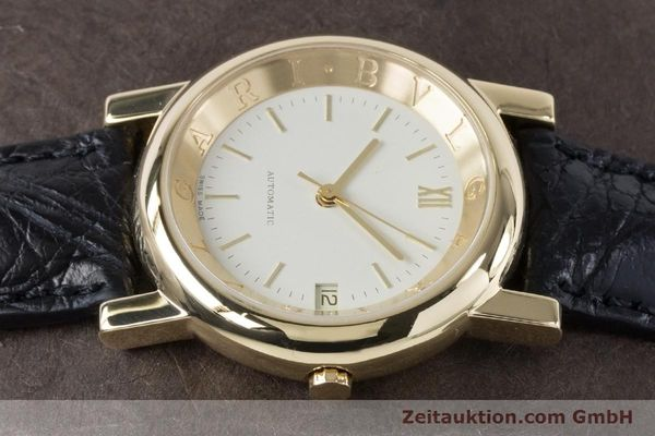 Used luxury watch Bvlgari Anfiteatro 18 ct gold automatic Kal. 220MBBG Ref. AT35GLD  | 160860 05