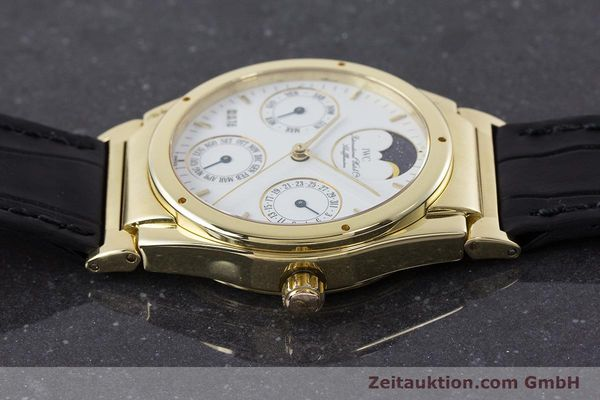 Used luxury watch IWC Ingenieur 18 ct gold automatic Kal. 3758 Ref. 3540 1  | 160862 05