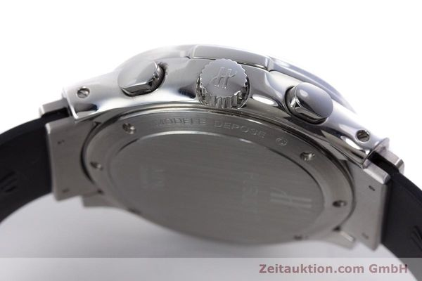 Used luxury watch Hublot MDM chronograph steel automatic Kal. MDM ETA 2892A2 Ref. 1810.1  | 160863 08