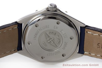 BREITLING J-CLASS ACIER / OR AUTOMATIQUE KAL. B31 ETA 2000 LP: 4950EUR [160868]