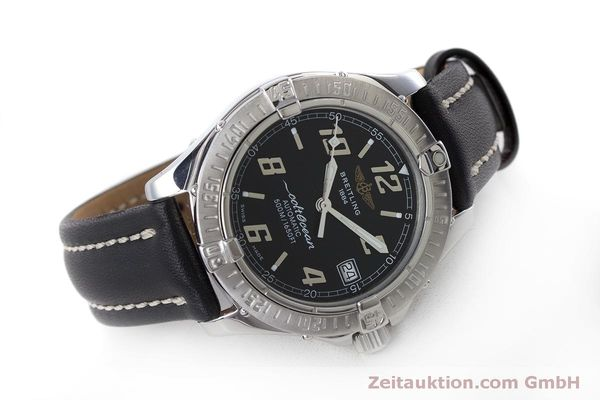 Used luxury watch Breitling Colt Oceane steel automatic Kal. B17 ETA 2824-2 Ref. A17050  | 160869 03