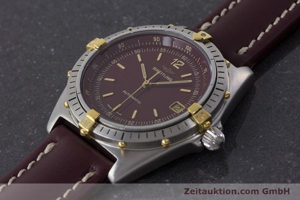 Used luxury watch Breitling Antares steel / gold automatic Kal. ETA 2892-2 Ref. 81970  | 160870 01